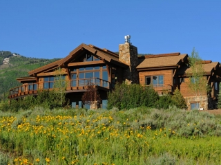 Spec Home at Alpine Mountain Ranch & Club