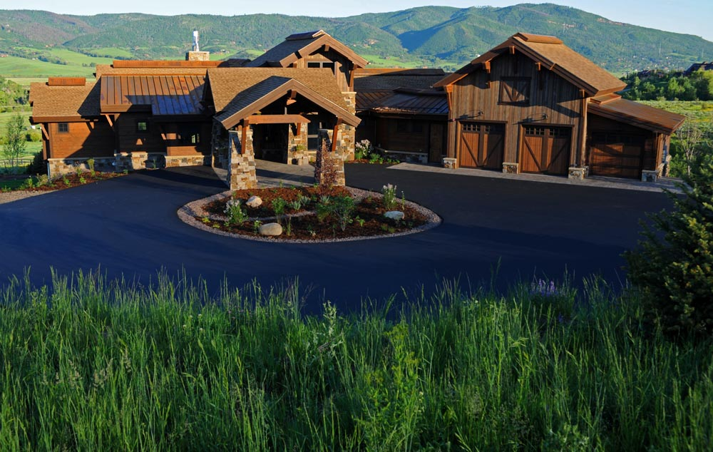 Spec Home with Steamboat Ski Mountain