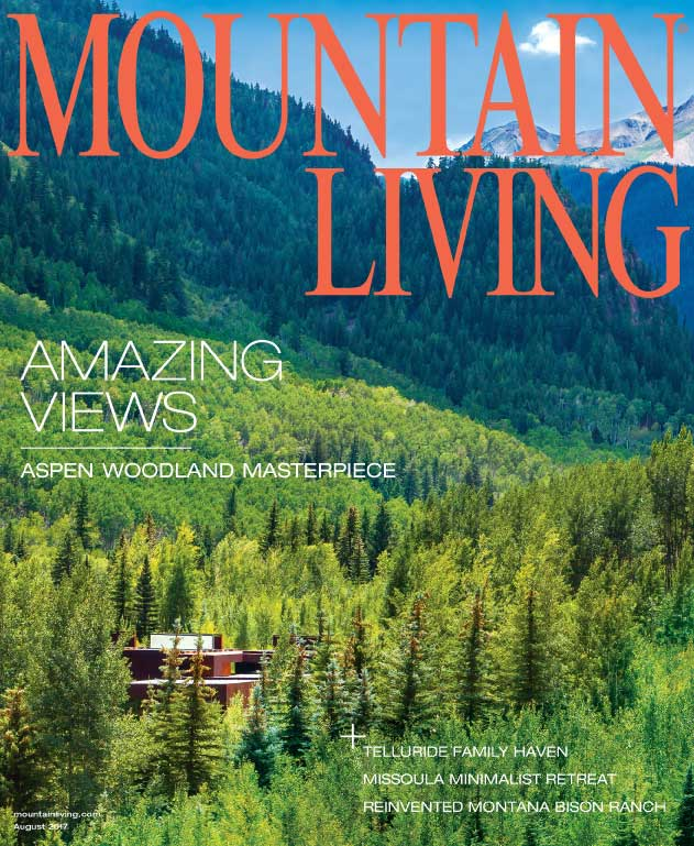 mountain living august 2017 - Press