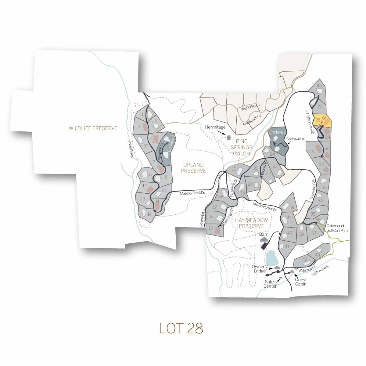 lot 28 1 - Homesite #28
