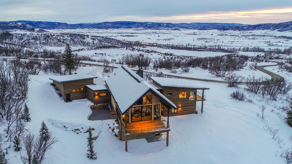 Mountain contemporary boasts epic views for $4.5M