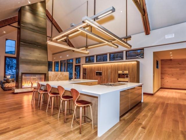 Alpine Mountain Ranch Property Twilight Interior Ground 11 640x480 c - Homesite #12: MOONLIGHT RUN -SOLD