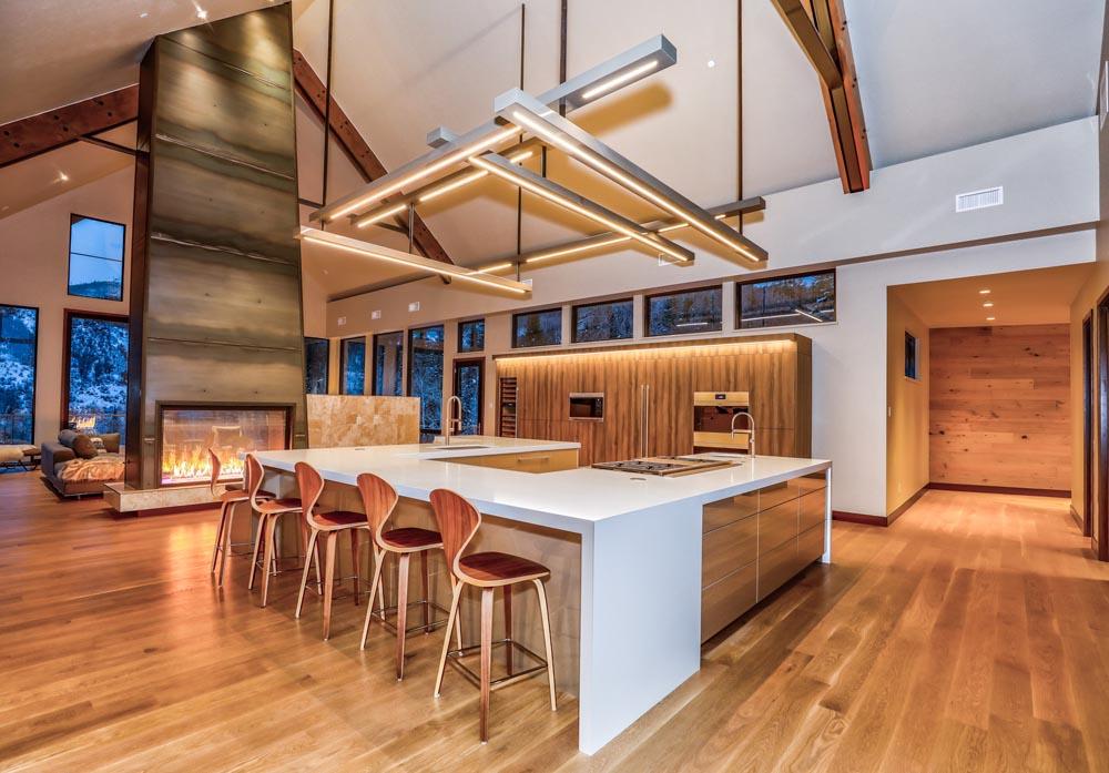 Alpine Mountain Ranch Property - Twilight Interior Ground-11