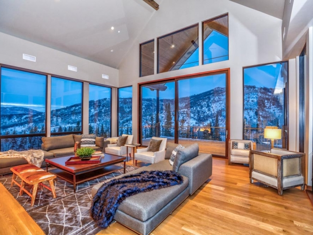 Alpine Mountain Ranch Property Twilight Interior Ground 6 640x480 c - Homesite #12: MOONLIGHT RUN - SOLD