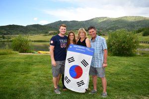 "DSC 0496 300x200 - Alpine Mountain Ranch & Club hosts, ""Return of the Olympians Event"""