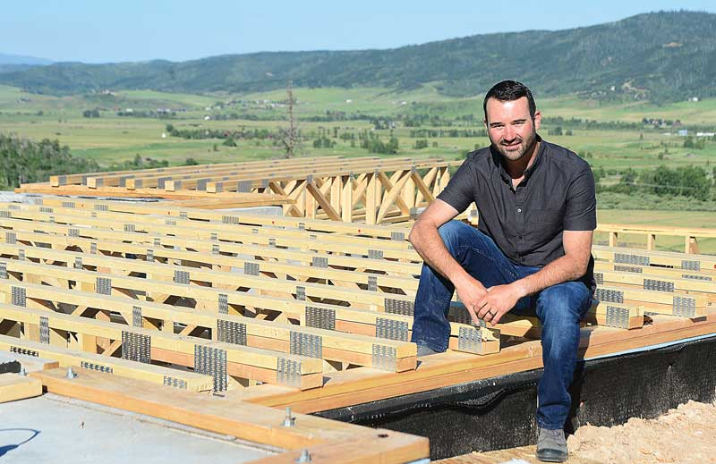 AMRC Construction Manager, Jamie Curcio, named Top '20-Under-40′ by Steamboat Today