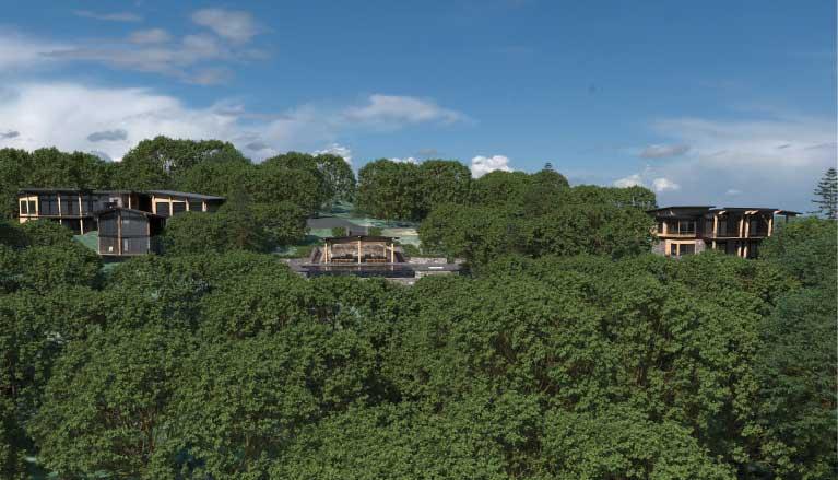 enclave rendering - Alpine Enclave