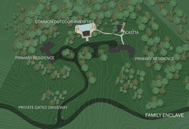 family enclave - Alpine Enclave