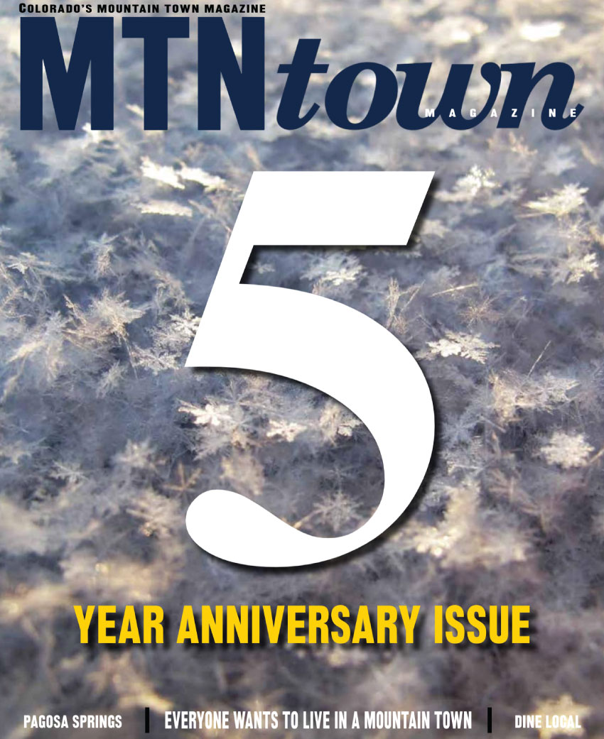 mtn town magazine cover - Press