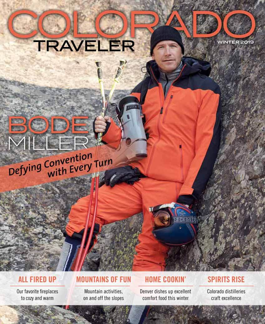 colorado travel magazine - Press