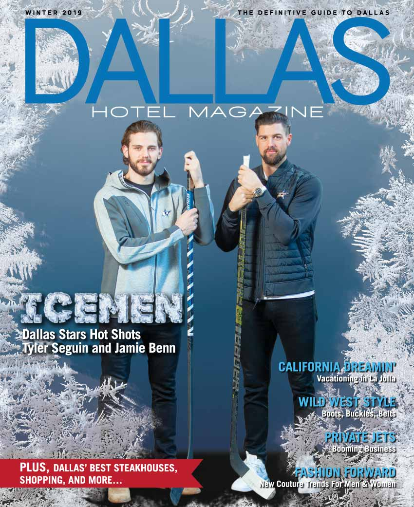dallas hotel magazine - Press