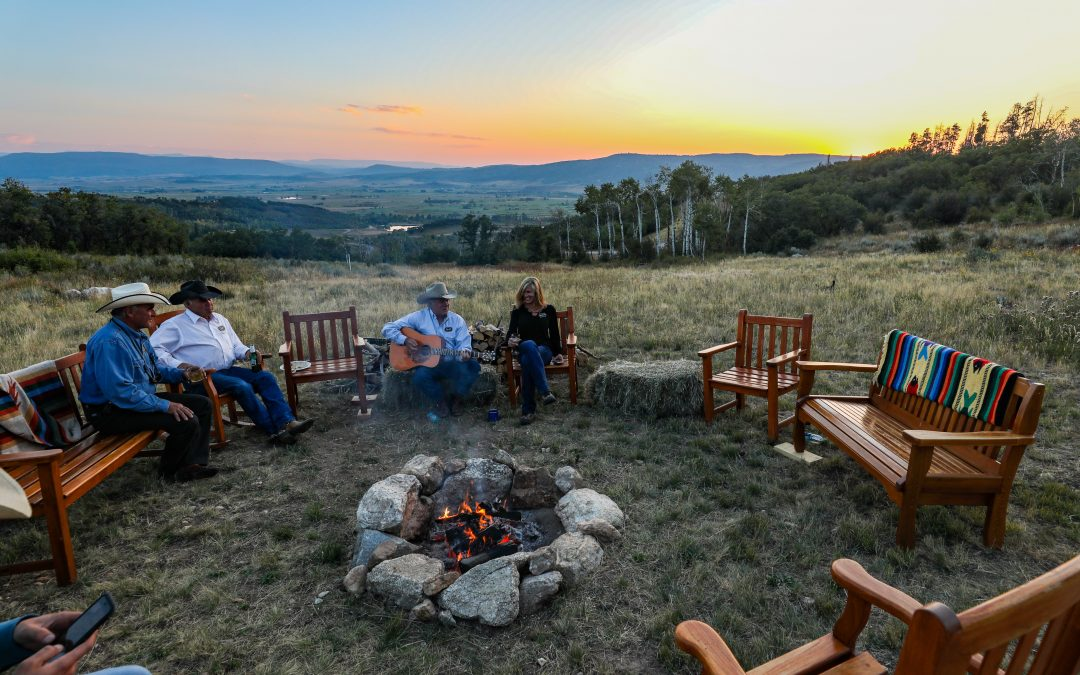 Alpine Mountain Ranch and Club hosts Authentic Steak Ride Dinner Event