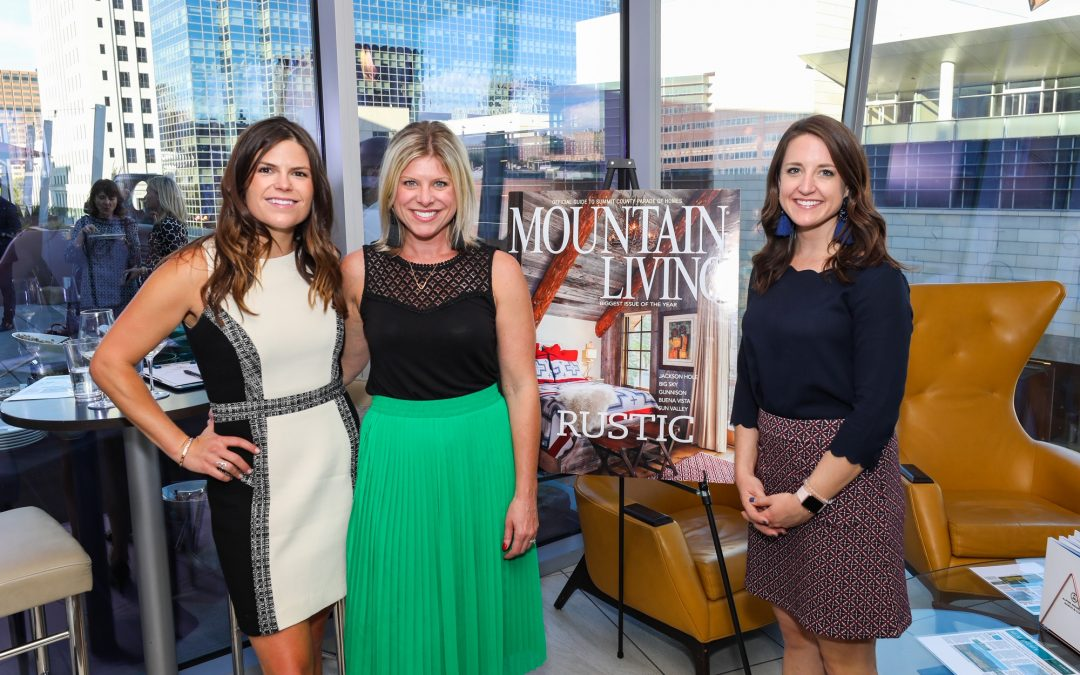 Mountain Living Magazine and Alpine Mountain Ranch & Club host Exclusive Property Preview Event at the ART hotel, Denver