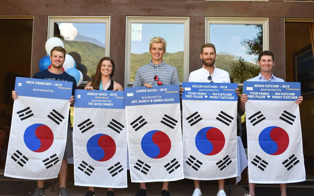 """Alpine Mountain Ranch & Club hosts, """"Return of the Olympians Event"""""""