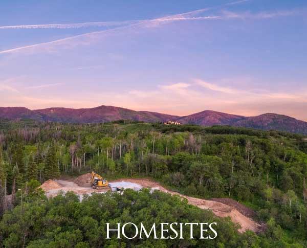 AMR HOME PAGE TILE HOMESITES - Home