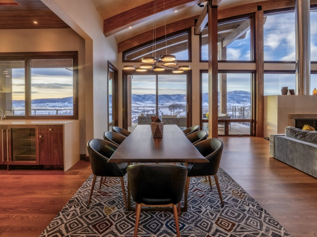 LOT 18 34815 Panoraa Dr. Steamboat Springs  CO 80487 Interior HDR Image 18 640x480 c - Homesite #18: SUNSET RETREAT - SOLD