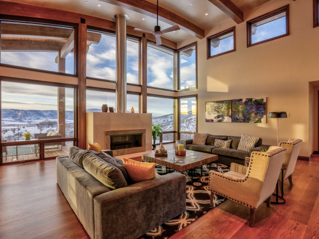 LOT 18 34815 Panoraa Dr. Steamboat Springs  CO 80487 Interior HDR Image 19 640x480 c - Homesite #18: SUNSET RETREAT - SOLD