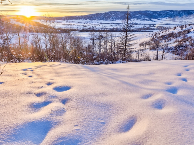 Lot 18 34815 Panoraa Dr. Steamboat Springs  CO 80487 Exterior HDR Image 15 640x480 c - Homesite #18: SUNSET RETREAT - SOLD