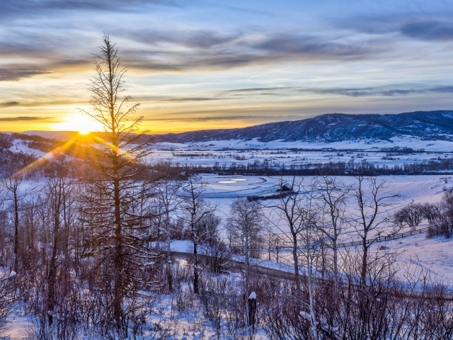 Lot 18 34815 Panoraa Dr. Steamboat Springs  CO 80487 Exterior HDR Image 19 640x480 c - Homesite #18: SUNSET RETREAT - SOLD