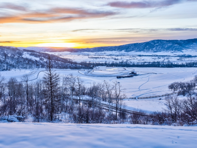 Lot 18 34815 Panoraa Dr. Steamboat Springs  CO 80487 Exterior HDR Image 42 640x480 c - Homesite #18: SUNSET RETREAT - SOLD