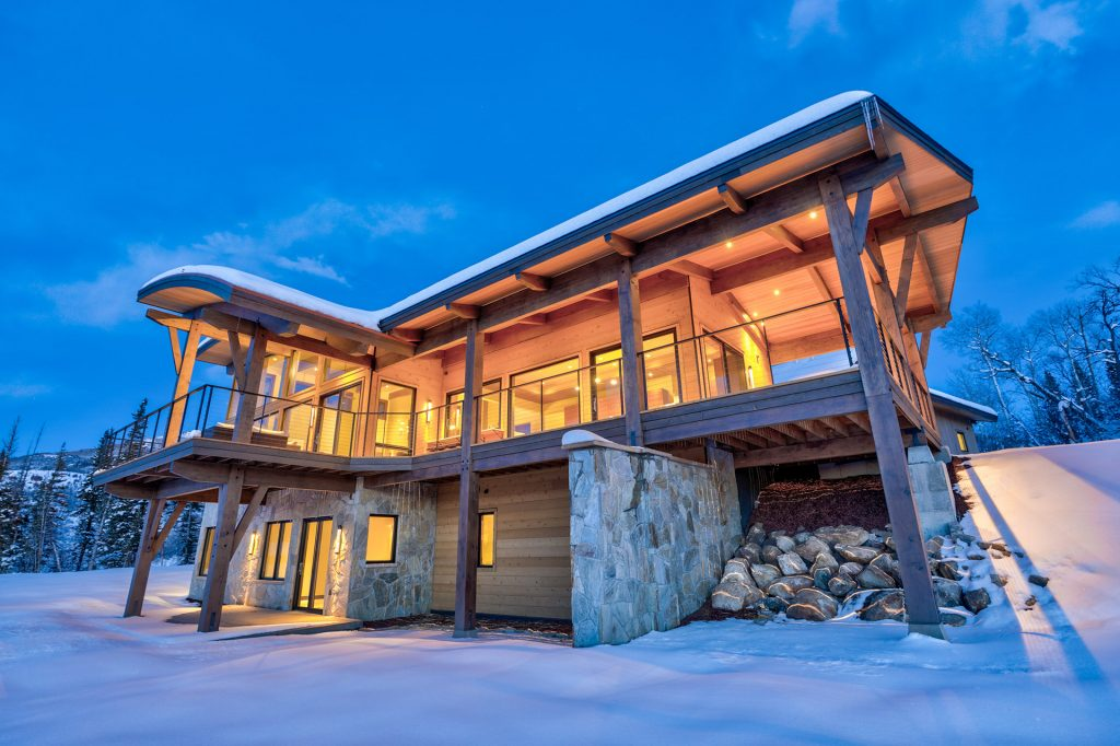 Lot 18 34815 Panoraa Dr. Steamboat Springs  CO 80487 Exterior HDR Image 72 1024x682 - Alpine Mountain Ranch and Club Launches Design Build Program
