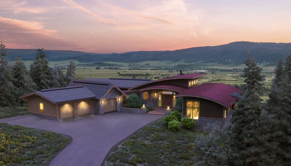 Sunset Retreat Brings Best of Colorado Mountain Living to Your Doorstep
