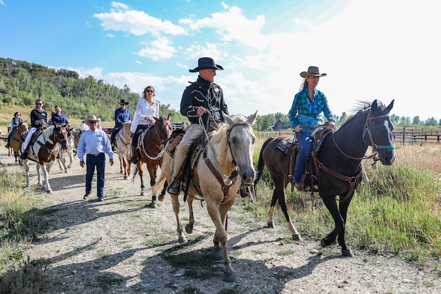 Horseplay: Equestrian Facilities Add Rustic Charm to Luxury Colorado Ranch Development in Steamboat Springs, Colorado