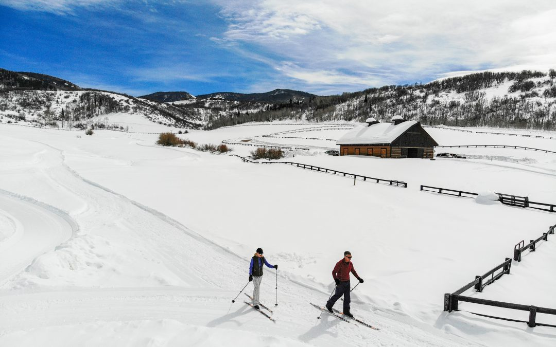 Unforgettable Experiences Await At Steamboat's AMRC