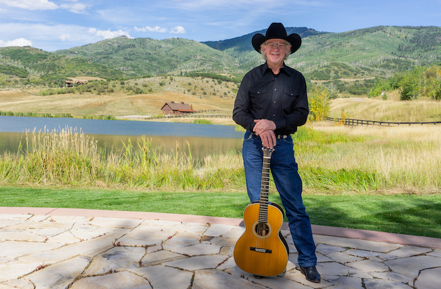 Award-Winning Musician, Brent Rowan, Composes New Song About Life At Alpine Mountain Ranch