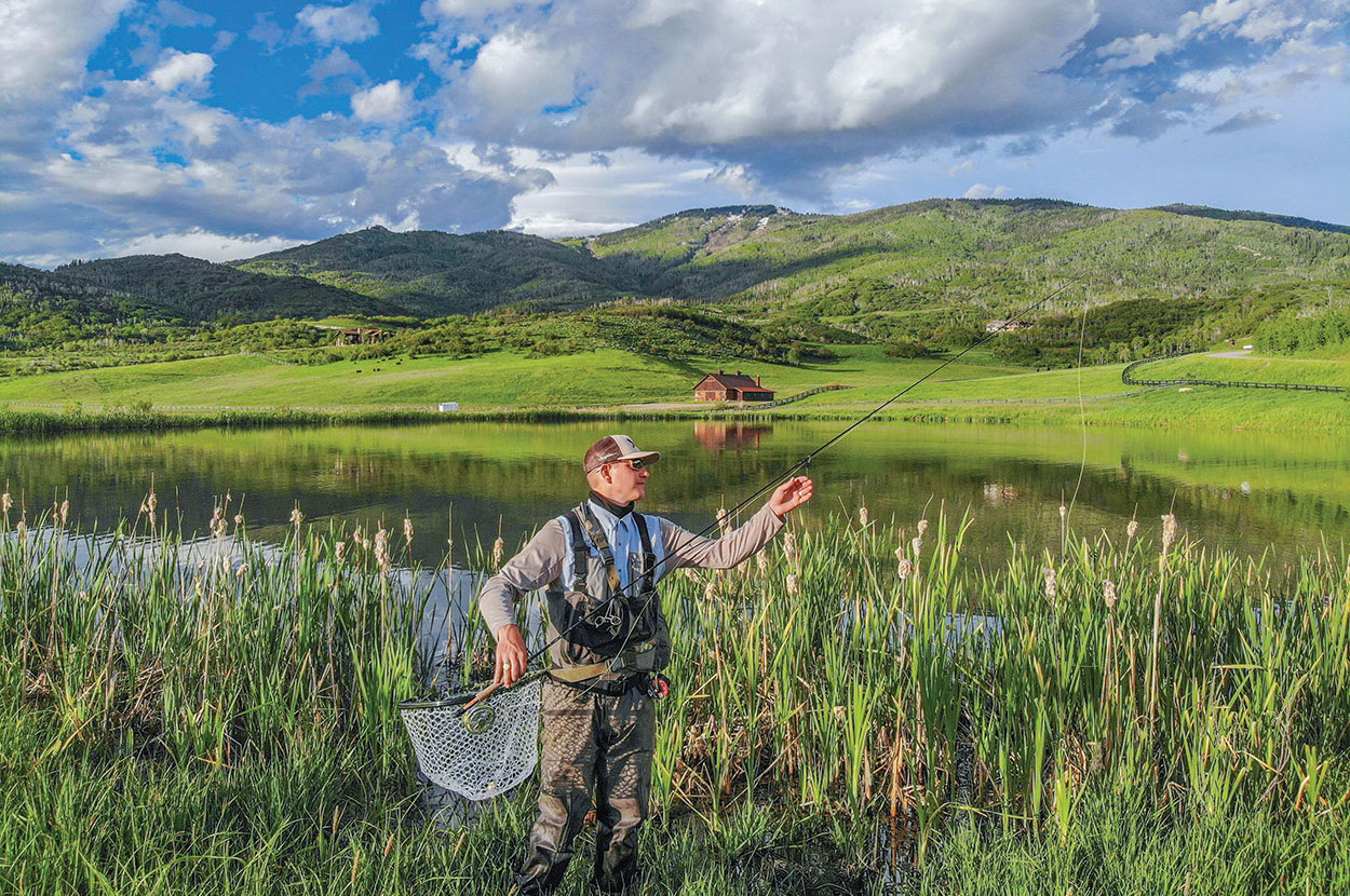fishing alpine mountain ranch steamboat block - Summer Events