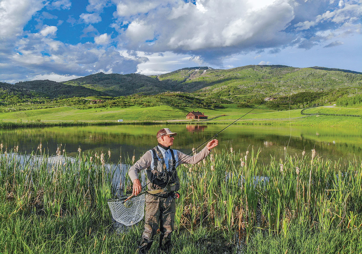 fishing alpine mountain ranch steamboat - AMRC Experiencs/Events