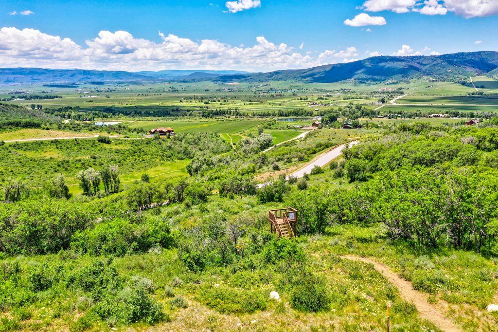 Alpine Mountain Ranch Club June 2020 Lot 10 Drone Aerial 2 websize 1024x682 - Homesite #10