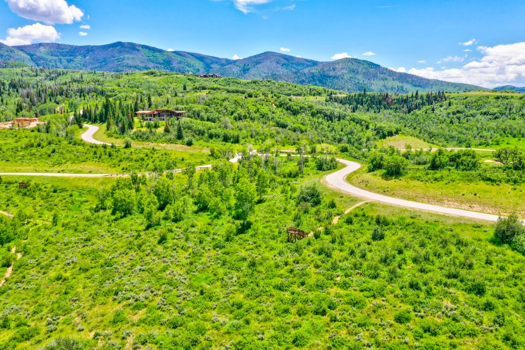 Alpine Mountain Ranch Club June 2020 Lot 17 Afternoon Drone Aerial 22 1024x682 - Homesite #17