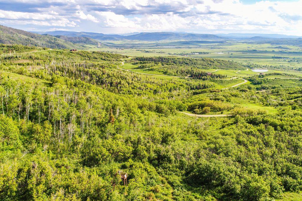 Alpine Mountain Ranch Club Lot 1 Drone Aerial 14 4 1024x683 - Homesite #1