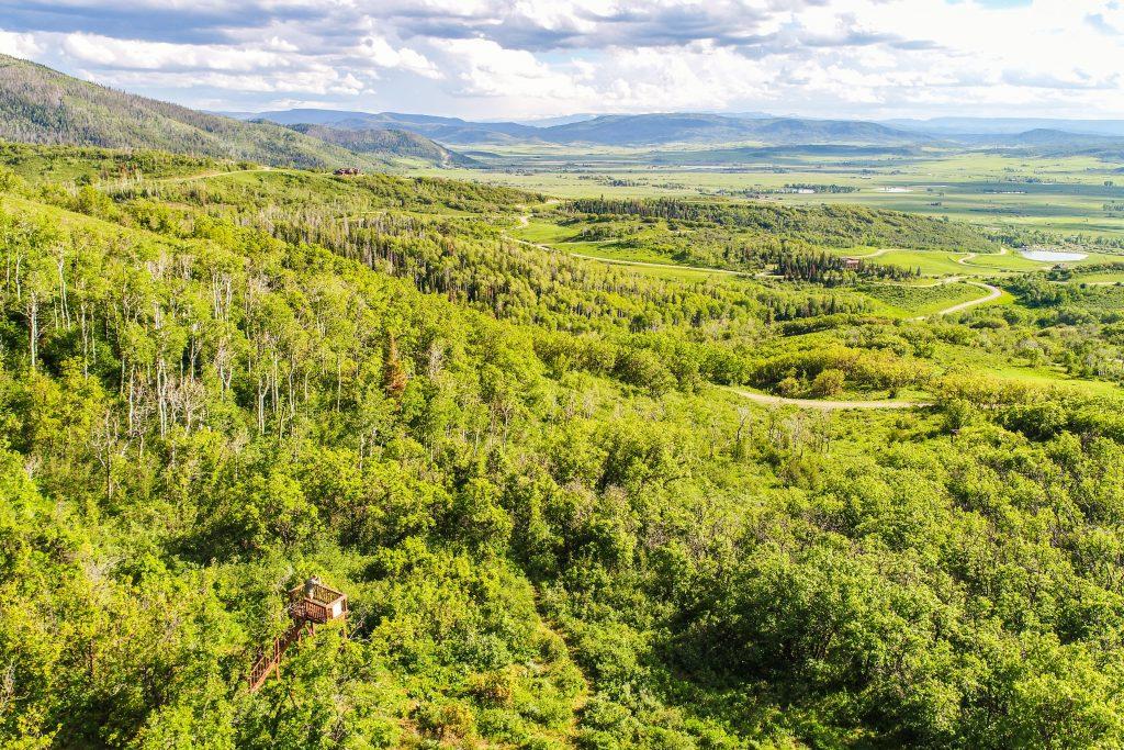 Alpine Mountain Ranch Club Lot 1 Drone Aerial 16 4 1024x683 - Homesite #1