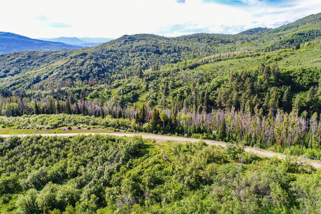 Alpine Mountain Ranch Club Lot 1 Drone Aerial 6 5 1024x683 - Homesite #1