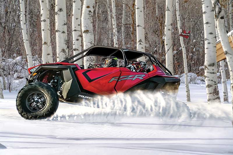 amr rzr in snow - Winter Events