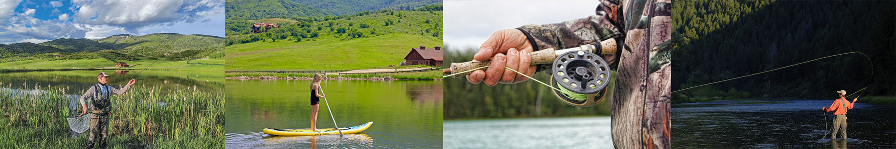 fishing water reel - Fly Fishing