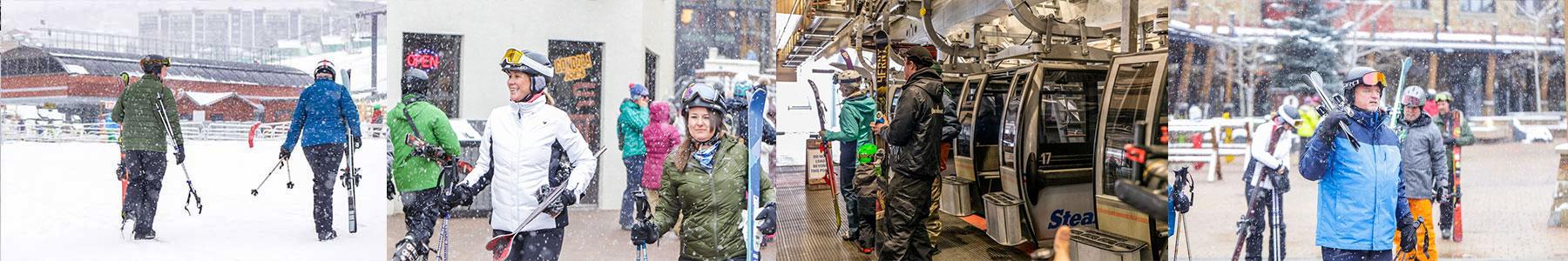 ski in ski out photos - Alpine Mountain Summit Club