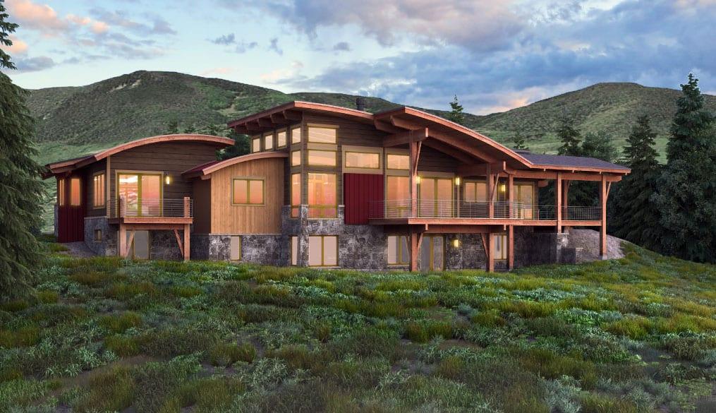 design build rendering 1 - Meet Alpine Master Builders