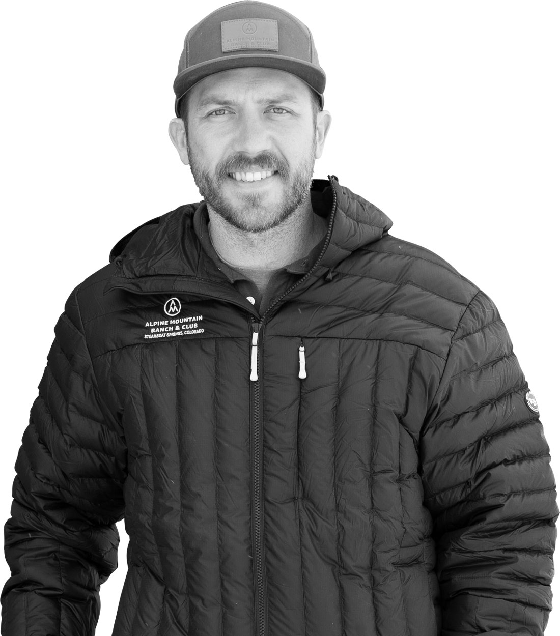 pete connolly bw - Alpine Master Builders