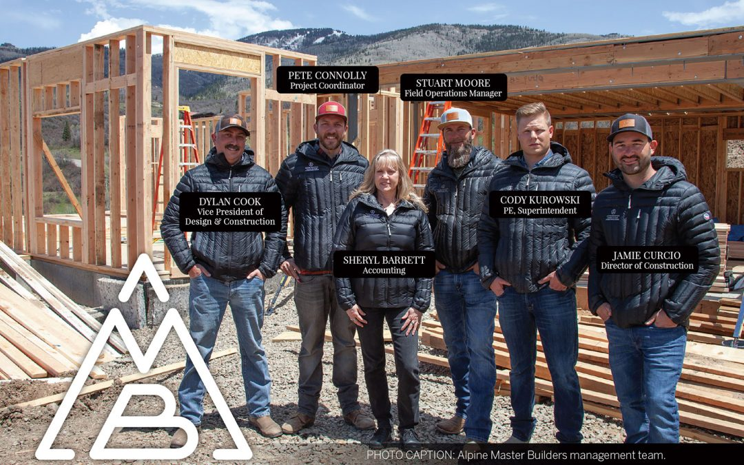 Q&A With Alpine Master Builders
