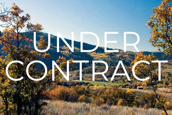 contract homesite 32 - Construction Booms at Luxury Rural Ranch