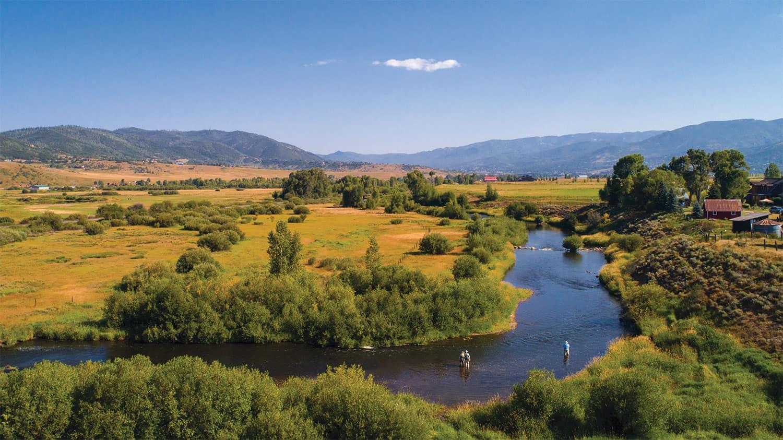 fishing3 - HOT Summer Activities: Fly Fishing, Equestrian Program + Golf