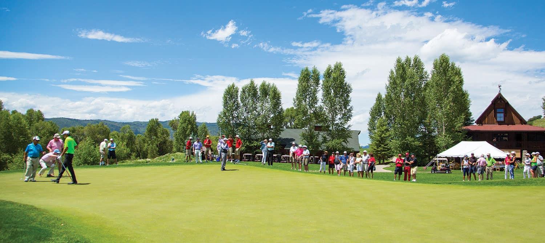 golf - HOT Summer Activities: Fly Fishing, Equestrian Program + Golf