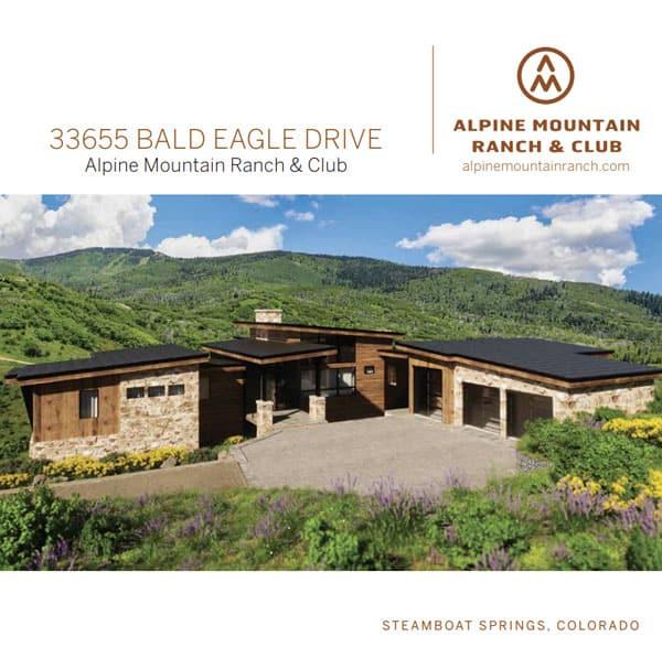lot 17 summer brochure - Alpine Mountain Ranch & Club Broker Toolkit