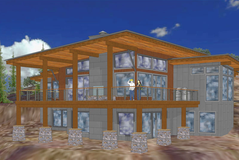 rendering 14 - Stunning New Custom Homes Coming to the Ranch