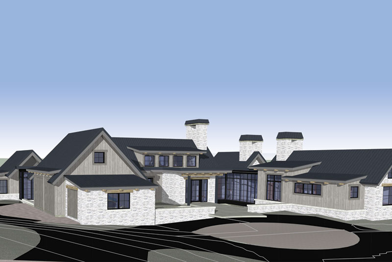 rendering 20 - Stunning New Custom Homes Coming to the Ranch