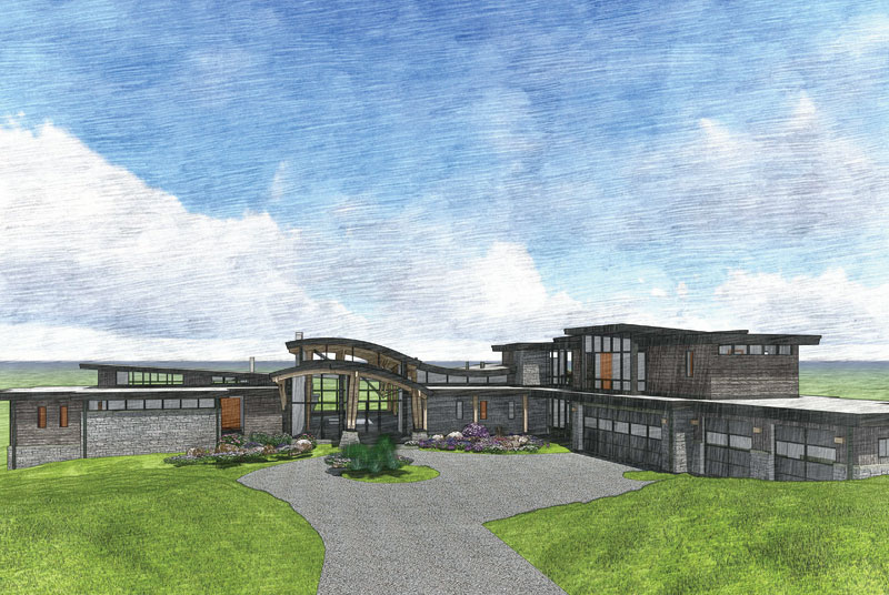 Stunning New Custom Homes Coming to the Ranch