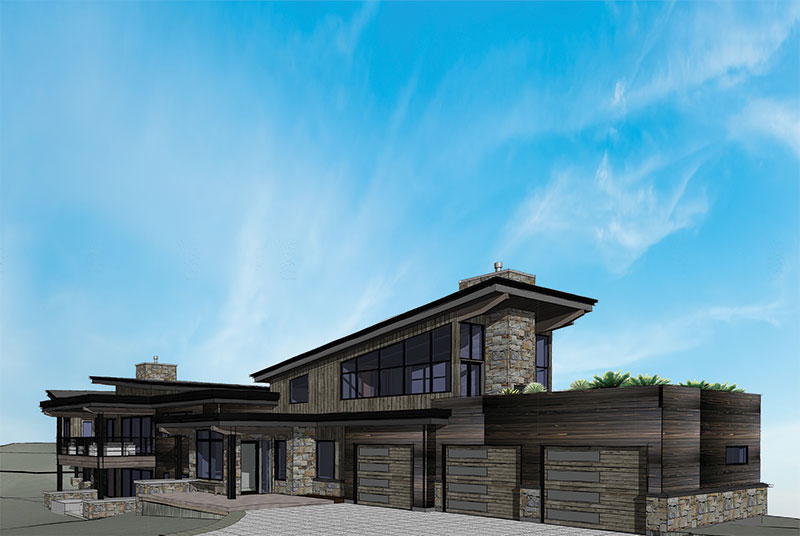 rendering 38 - Stunning New Custom Homes Coming to the Ranch